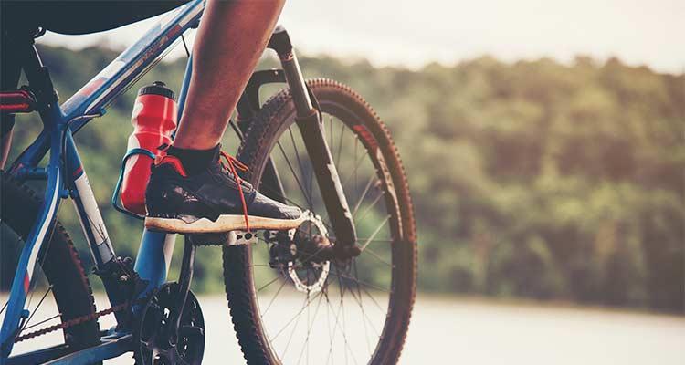 ejemplo de deportes individuales ciclísmo