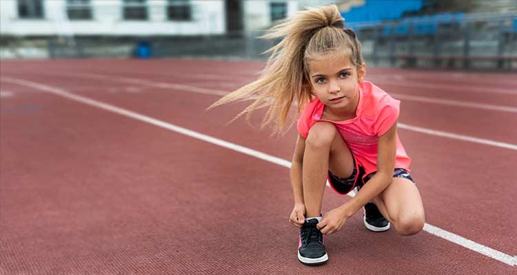 como enseñar el deporte a los niños