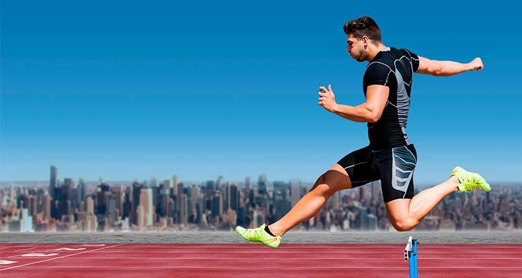 ejemplo de deportes individuales atletísmo