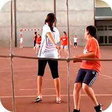 como jugar al Golbol