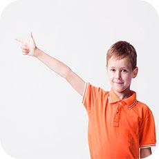 juegos de la lateralidad para niños