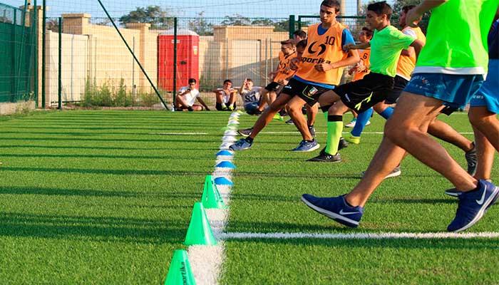 velocidad futbol