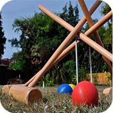croquet juego para niños