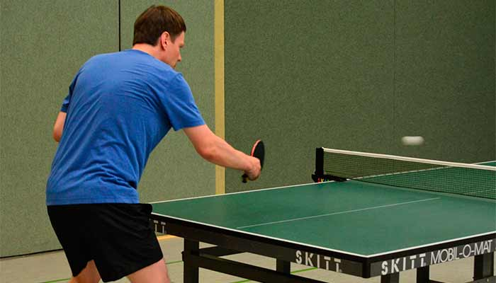 ping pong secundaria