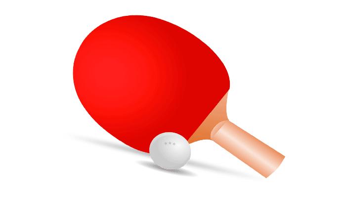 tenis de mesa educación física