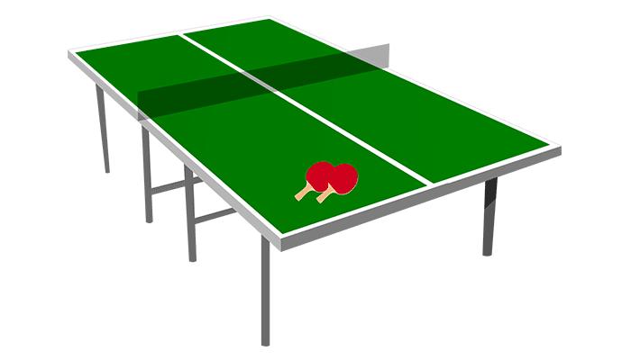 tenis de mesa primaria