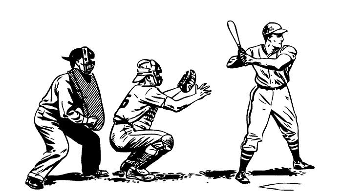 normas del baseball