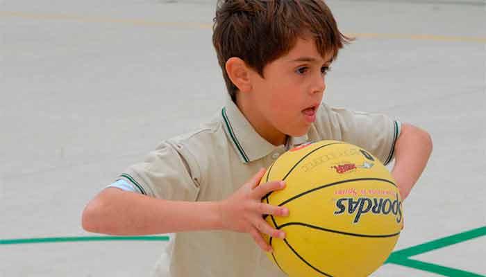 actividad física en educación primaria
