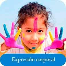 juegos de expresión corporal educación física