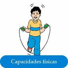 capacidades físicas básicas primaria