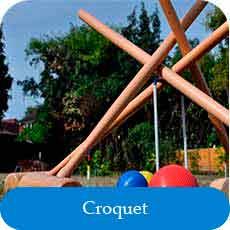 aprender a jugar al croquet