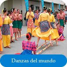 danzas del mundo primaria