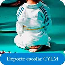 deporte escolar Castilla y la Mancha