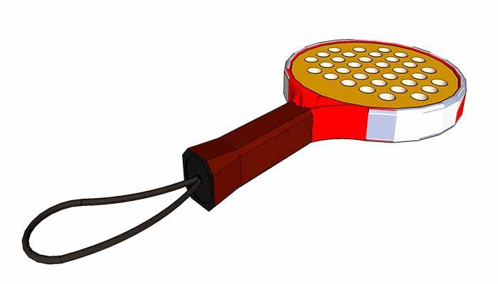 equipamiento del paddle