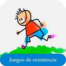juegos de resistencia educación física