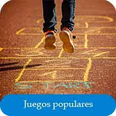 Juegos populares y tradicionales de España