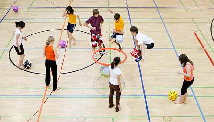 fines de la educación física