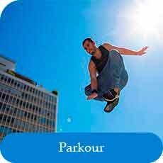 como hacer parkour
