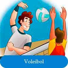 voleibol educación física