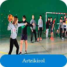 Artzikirol juego